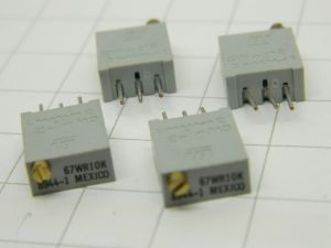 Trimmer 10Kohm (n.4pcs.)
