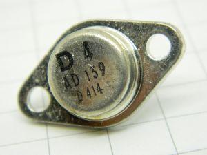 AD139 Germanium transistor