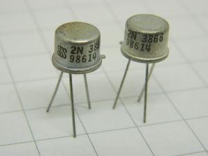 2N3866 transistor (n.2 pezzi)