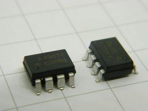 A4503V  SMD fotoaccoppiatore (n.2 pezzi)