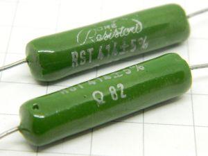82ohm 10W resistenza a filo (n.2 pezzi)