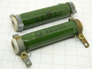 10Kohm 25W resistor SECI RSS13-64 (n.2pcs.)