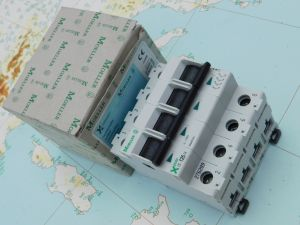 Circuit breaker MOELLER IS-125/4  125A 4pole