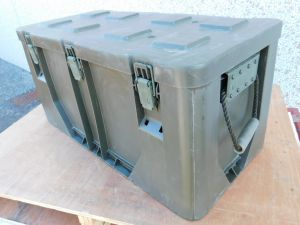 Waterproof box PPA plastic cm. 61,5x31x30