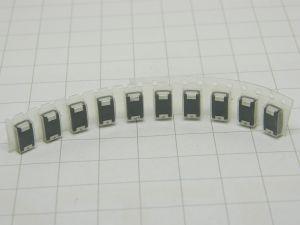 100MF 16V Tantalum capacitor SMD  (n.10pcs.)