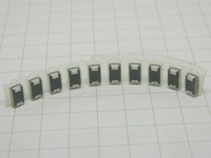 100uF 16V condensatore al tantalio SMD  (n.10 pezzi)