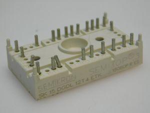 SK15DGDL 12T4 ET  Semikron IGBT module 1200V 15A