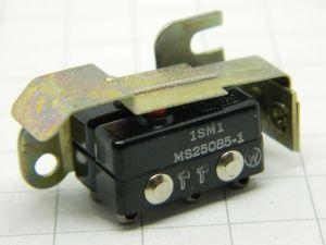 Micro Switch doppio MS25085-1 con leva