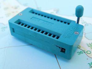 Socket test Textool 224-3344 24pin