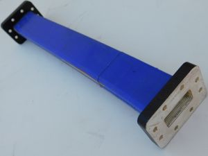 Guida d'onda flessibile WR137 WG14 lunghezzza  cm.40