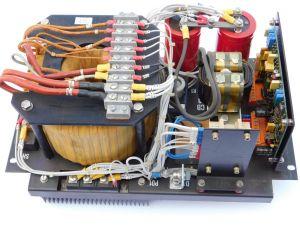 Alimentatore lineare stabilizzato 24Vcc 40A  trasformatore toroidale