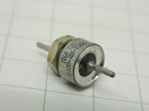 Feedthru capacitor APITECH 9051-101-0018  1,4MF 25A 50V