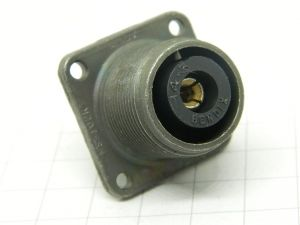 Connector MS3102R-14-3S (C)  1pin  socket female