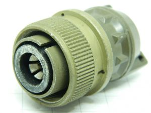 Connector MS3106R-16-12S (C)  1pin  plug female