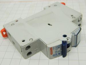 Interruttore magnetotermico GEWISS GW90225 MTC60  6A 1P+N  230V  1modulo