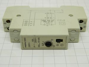 Timer relay PERRY 1063  30s.-10min. 230Vac 16A  DIN rail