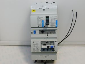 Interruttore automatico differenziale GE FD160+FDQ160  40A  4poli