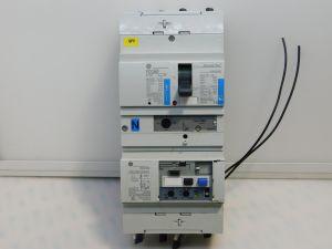 Interruttore automatico differenziale GE FD160+FDQ160  63A  4poli