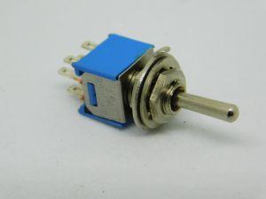 Interruttore a levetta micro miniatura ON-OFF-ON 3posizioni 2vie