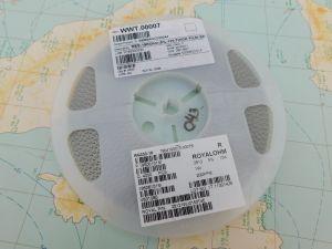 15Kohm 1W 5% resistor Royalohm2512 smd  (n.4000pcs.)