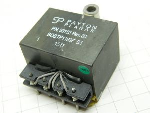 PAYTON PLANAR  58152 rev 00  ferrite transformer DC/DC converter high power