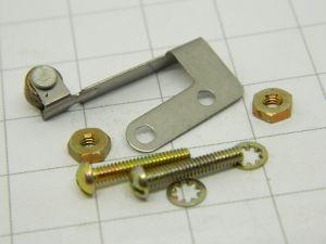 Levetta con rotella per MICRO SWITCH JS-5