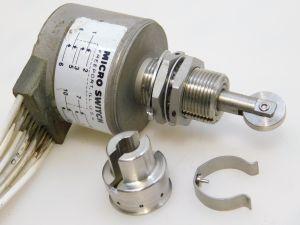 Finecorsa Micro Switch 25EN6  91929