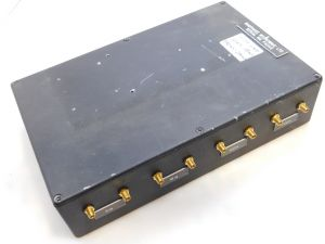 DELAY LINE RHOPHASE MICROWAVE  DC -20Ghz  6 -200nS