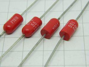 BYX55 100  diodo veloce  100V 2A  (n.4 pezzi)