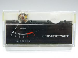 Strumento da pannello  tuning meter battery check WS01-1 vu meter