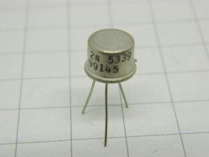 2N5339  STM transistor  TO5