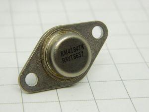 RM4194TK  Raytheon I.C. MIL spec.