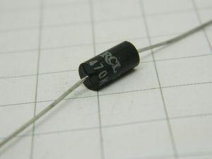 470Kohm 0,1% 0,125W  RCL  resistenza di precisione