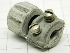 AN3057-3 connector cable clamp, serracavo size 3