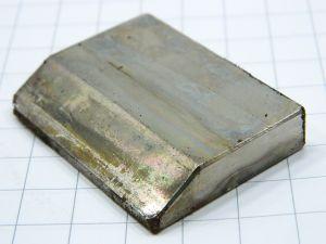 Magnete calamita al Neodimio super potente Kg.34 forza,  mm. 50x35x9