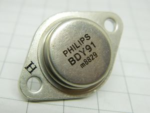 BDY91 transistor TO3  PHILIPS
