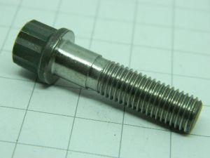 "Titanium bolt  5/16"" 24UNF x 1""1/4 (31mm.) head 12point"