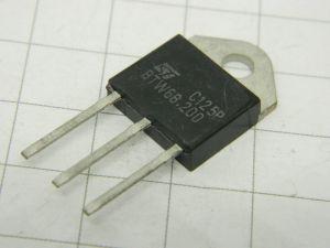 BTW68.200  SCR  200V 30A   STM  TO3P