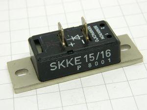 SKKE15/16 Semikron  rectifier diode  1600V 15A