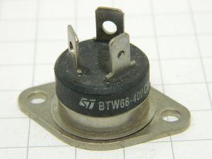 BTW66-400  SCR 400V 40A  STM