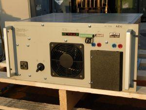 Alimentatore carica batterie AEG AC7000  D400G48(60)/125(100)  53,5Vcc 125A