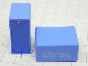 2,2uF 275Vac X2 MKP PILKOR 1208 PCX2337  filtro EMI  (n.2 pezzi)