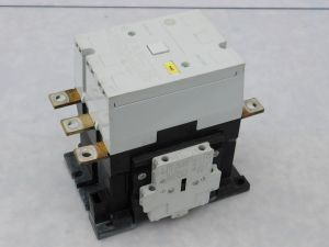 Contactor relay 250A 3pole GE AS1381 CK08CA300, coil 220Vac
