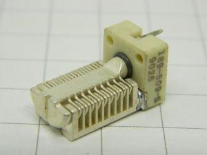 Condensatore variabile da circuito stampato JOHNSON 189-509-5  2,4-24,5pF