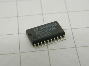 ADC0804  convertitore analogico digitale  SOP20  SMD