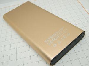 Power bank 5V 10000mAh 2USB  1 microUSB  1 C