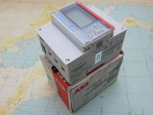 Electric energy meter ABB 2CMA100166R1000  B23 212-1000  DIN rail