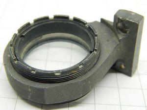 Lente in cristallo Bausch & Lomb diam. mm.30  focale mm. 300