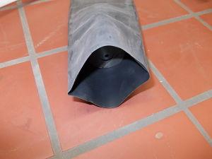 "Raychem DR-25-2-0-SP  guaina termorestringente  2""  50mm.  nera"