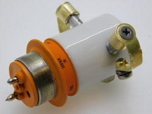 Siemens VR411 vacuum HV relay 26,5Vdc